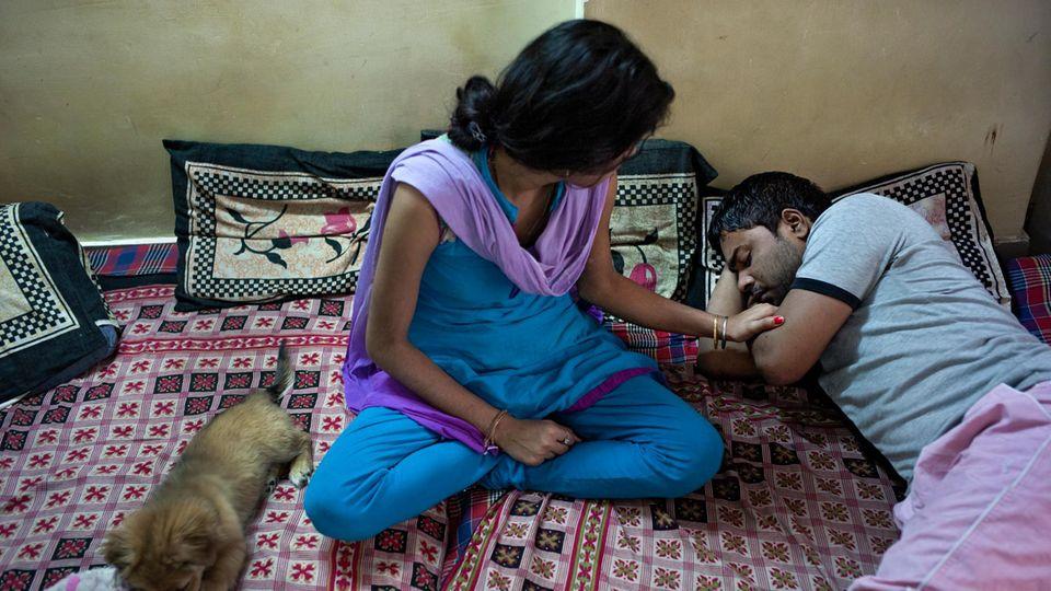 """Indische Gesellschaft: Die Retter der Liebe – die """"Love Commandos"""" beschützen junge Verliebte vor wütenden Verwandten"""