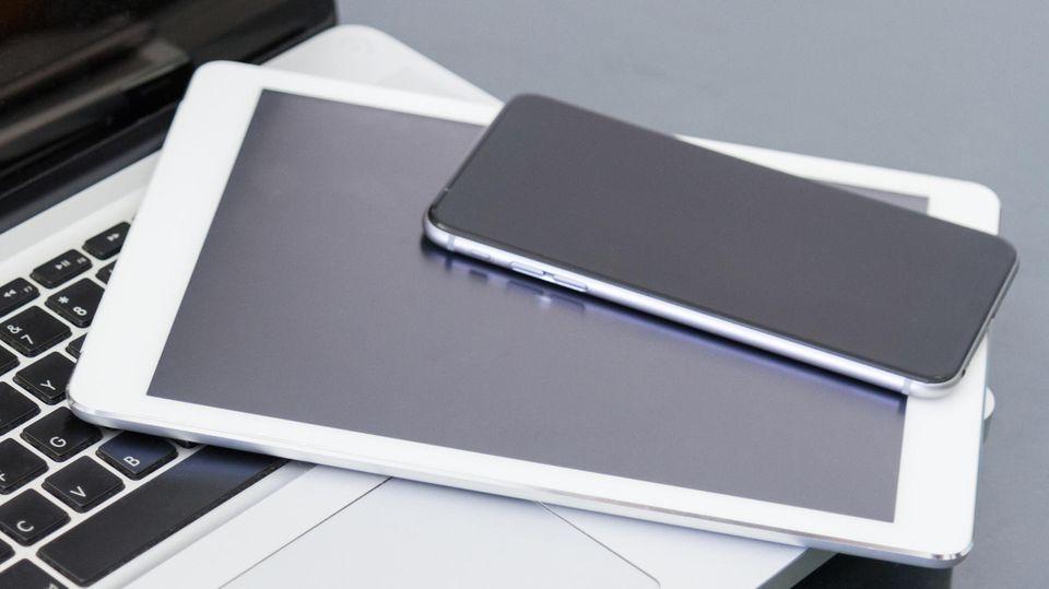 Tablets mit einem 7-Zoll-Display zeichnen sich durch eine kompakte Größe aus