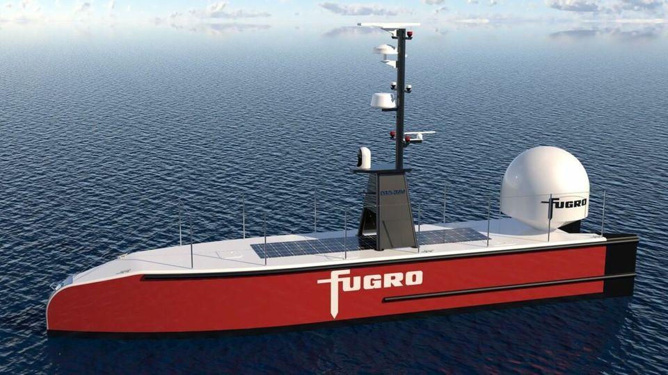 Die Schiffe von Sea-Kit fahren schon heute autonom