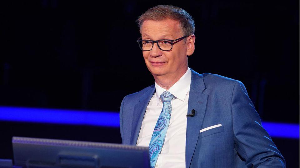 Günther Jauch sorgte auf Twitter für Belustigung