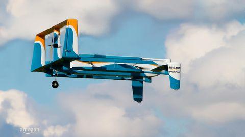 Amazons Liefer-Drohnen haben Starterlaubnis bekommen - zumindest in den USA