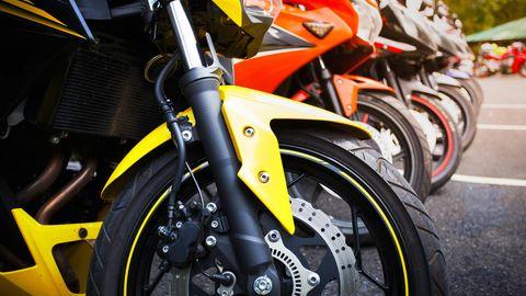 Motorrad Gadgets gibt es wie Sand am Meer