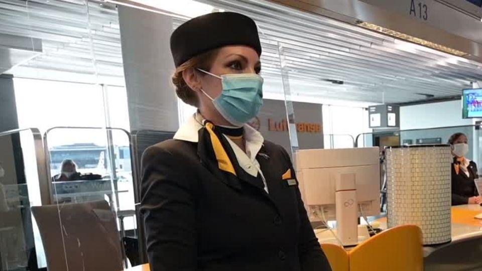 Lufthansa: Weniger Ausnahmen von Maskenpflicht an Bord