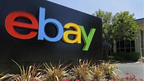 Die Ebay Unternehmenszentrale in San Jose– der Internetkonzern wird heute 25 Jahre alt