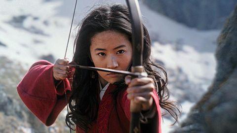 Liu Yifei als Mulan