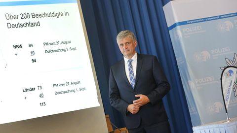 Kriminaldirektor Michael Esser ermittelt zum Missbrauchskomplex von bergisch Gladbach