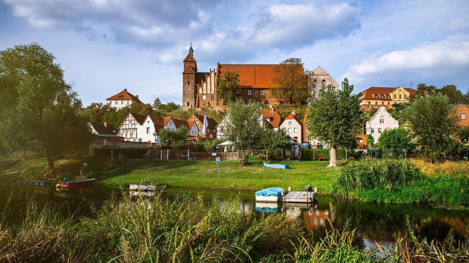 Altstadt der Hansestadt Havelberg