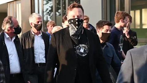 Curevac: Beteiligung war bei Gespräch mit Musk kein Thema