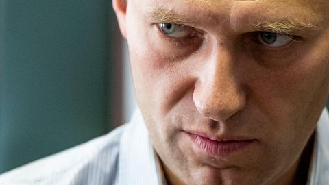 Alexej Nawalny ist mit dem chemischen Nervenkampfstoff Nowitschok vergiftet worden