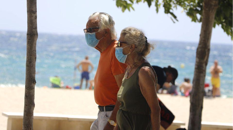 Reisewarnung: Spanien als Risikogebiet - warum in dem Land die Corona-Zahlen so stark ansteigen
