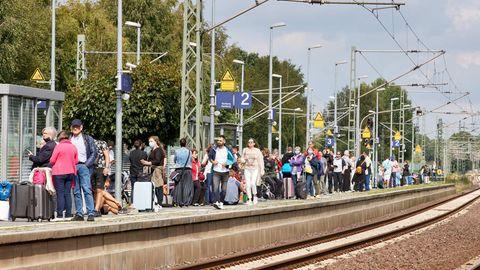 Bekenntnisse einer Pendlerin: Die Deutsche Bahn muss besser werden - sonst bin ich als Kunde weg!