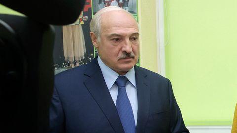 Der belarussische DiktatorAlexander Lukaschenko behauptet, dass der Giftanschlag auf Nawalny vorgetäuscht sei