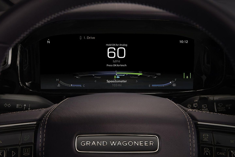 Jeep Grand Wagoneer 2021