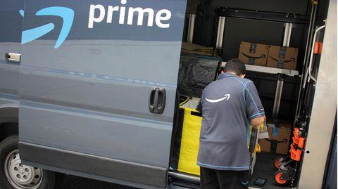Um sich mehr Amazon-Lieferungen zu verschaffen, setzen einige Boten auf Tricks.