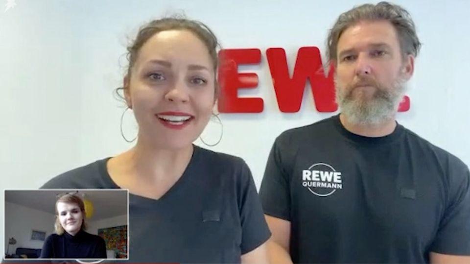 """""""Unter uns""""-Star und Rewe-Marktleiterin: Wie schlimm ist die Verschwendung in Supermärkten, Ines Quermann?"""