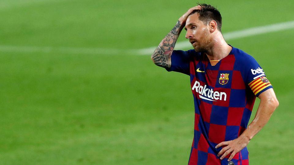 Diva und Genie: Lionel Messi