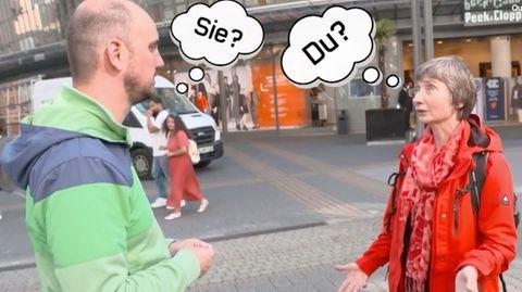 E-Mail-Sprache: Bussi aus dem sonnigen Hamburg