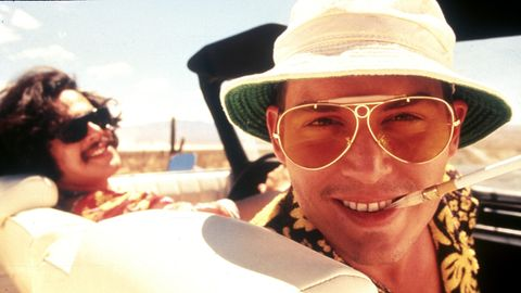 """Fear and Loathing in Las Vegas"""
