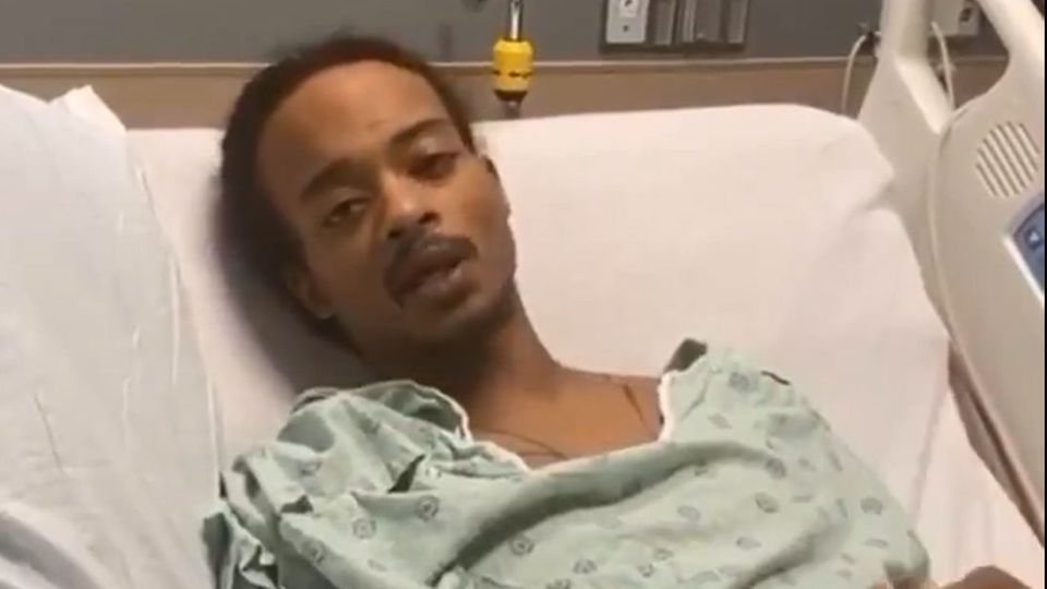 """Kenosha, Wisconsin: Sieben Polizeikugeln trafen Jacob Blake. Jetzt meldet er sich vom Krankenbett: """"Ändert euer Leben"""""""