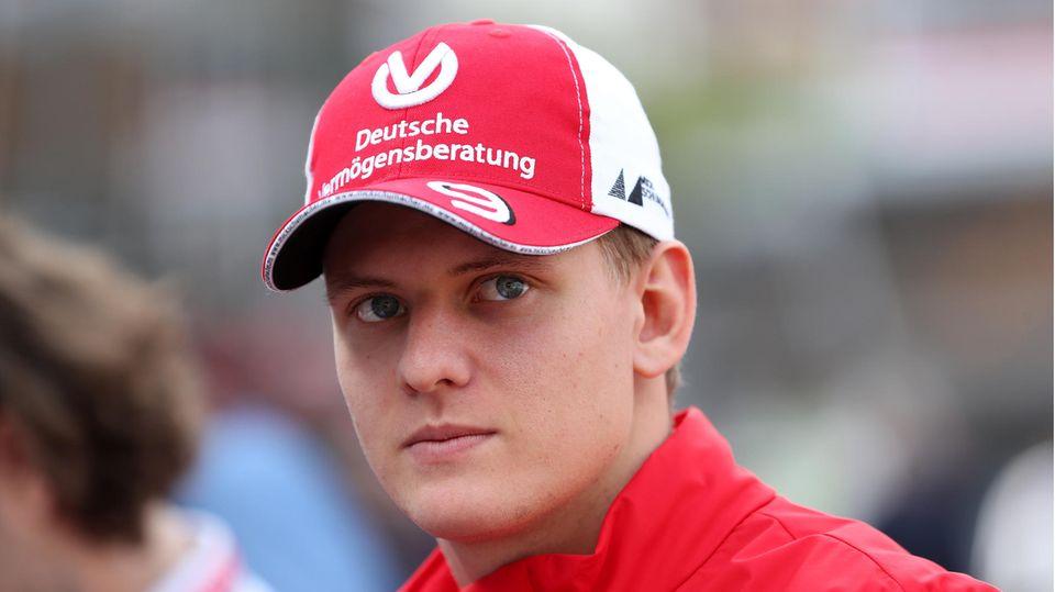 Mick Schumacher ist Formel-2-Pilot und Mitglied der Ferrari Driver Academy