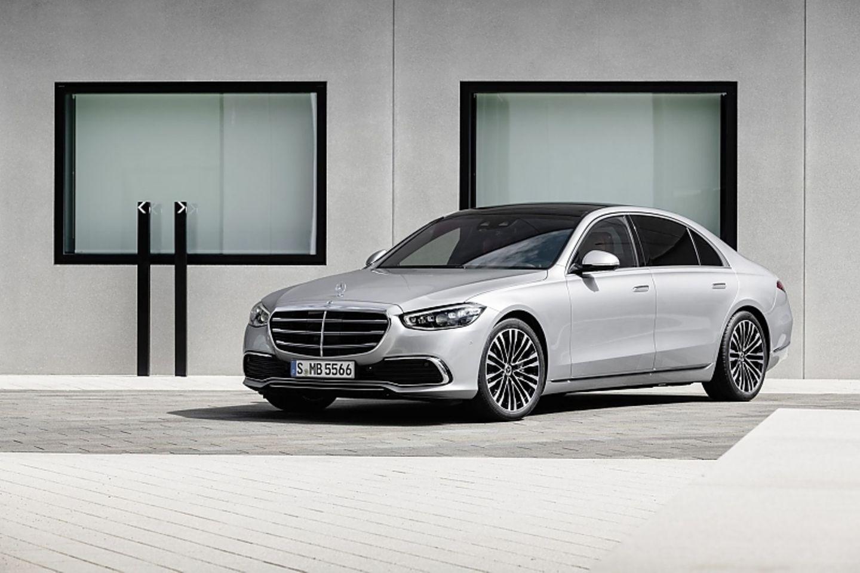 Mercedes S-Klasse 2021 - setzt neue Maßstäbe in Sachen Sicherheit