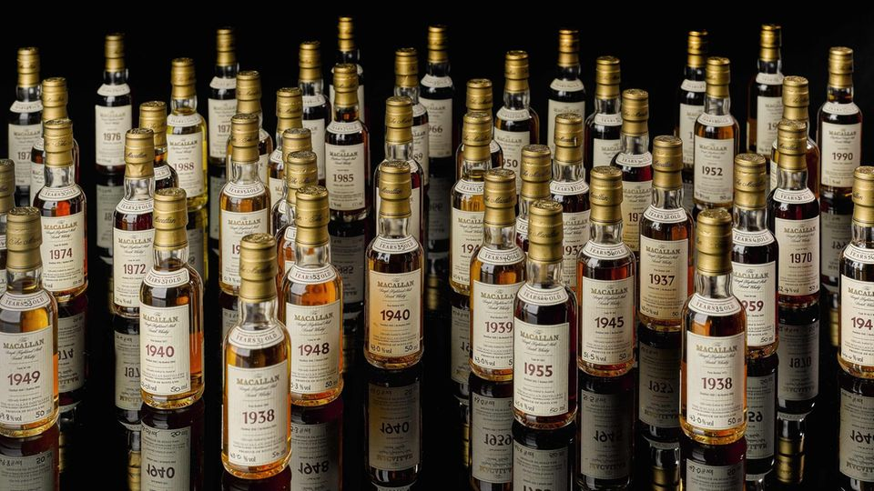 """""""The Ultimate Whisky Collection"""""""