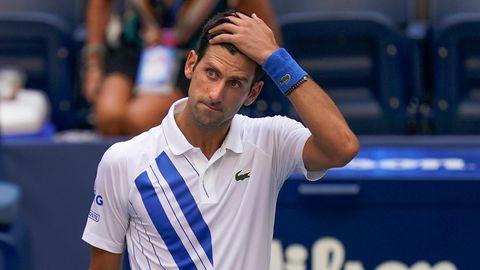 """Novak Djokovic: """"Muss ich wieder nach innen gehen und an meiner Enttäuschung arbeiten"""""""