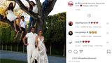 Vip News: Jennifer Lopez zeigt ihre Patchworkfamilie