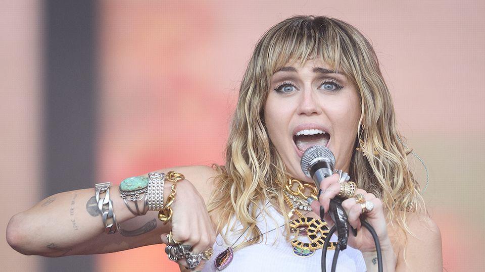 Wegen gesundheitlicher Probleme: Miley Cyrus nicht mehr vegan