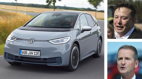 Musk Diess VW ID.3