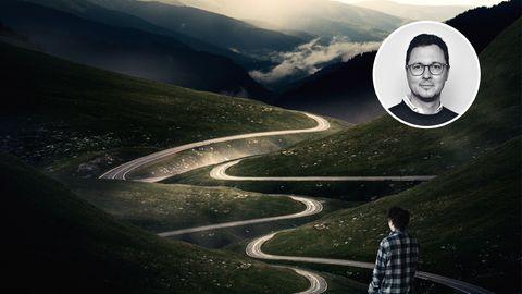 Ein verschlungener Weg