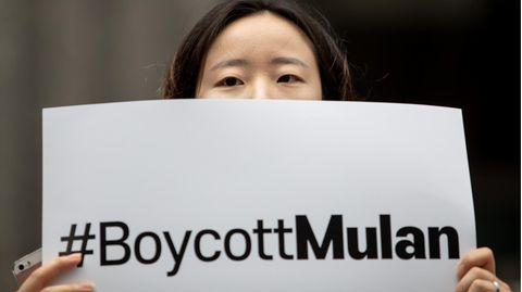"""""""Mulan"""": Menschenrechtler rufen zum Boykott des Disney-Films auf"""
