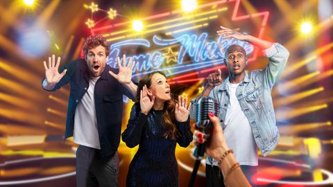 FameMaker: Luke Mockridge, Carolin Kebekus, Teddy Teclebrhan
