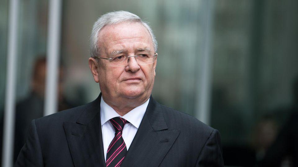 Martin Winterkorn, ehemaliger Vorstandsvorsitzender von Volkswagen