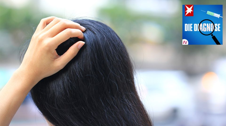 Haben die Haarschmerzen psychologische Ursachen?