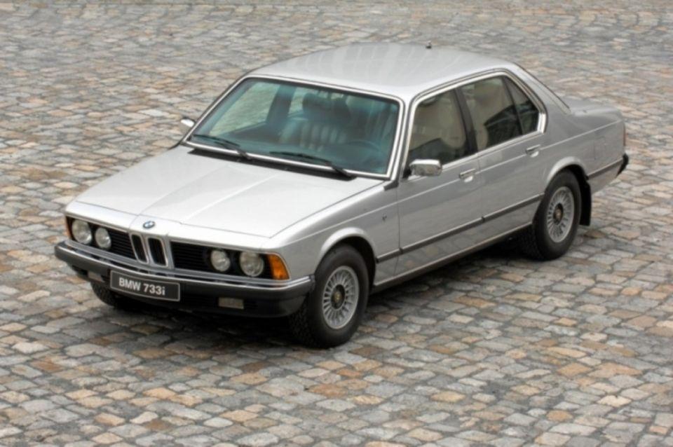 BMW 733i Generation E23 ab 1977