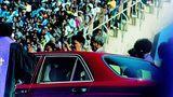 Mercedes 560 SEL Nelson Mandela gepanzert