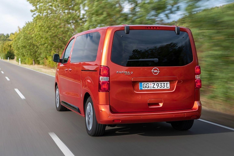 Opel Zafira E Life Neue Wege Stern De