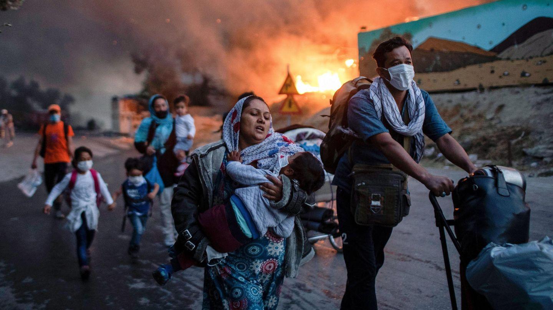 Wohin mit den Flüchtlingen aus Moria? Europa ringt um eine Lösung