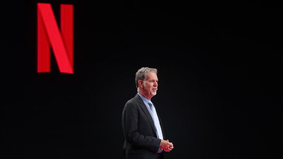 "Streaming-Dienste: Netflix-Chef Reed Hastings über sein Erfolgsmodell: ""Wir schlittern immer am Rande des Chaos entlang"""