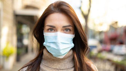 Alltagsmaske Coronavirus