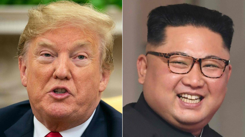 """Donald Trump und Kim Jong Un: """"Ich liebe ihn"""""""