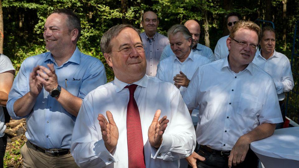 Armin Laschet (CDU, M.), Ministerpräsident von Nordrhein-Westfalen