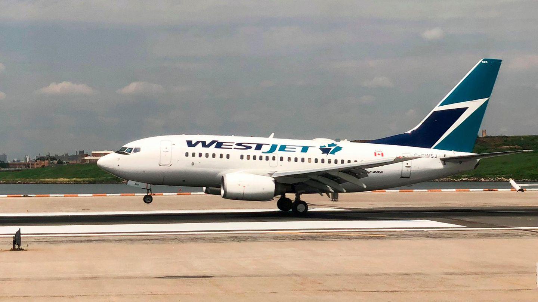 Offenbar war eine WestJet-Crew etwas überfordert mit zweiKleinkindern