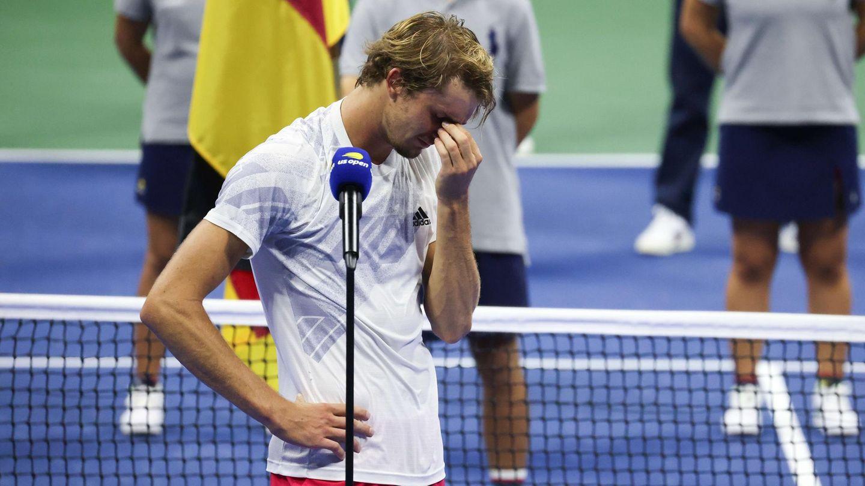 Alexander Zverev verliert Finale der US Open
