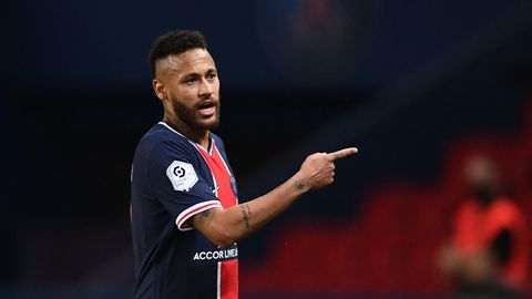 Neymar erhebt Rassismus-Vorwurf gegen Gegenspieler