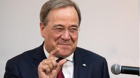 Armin Laschet, Ministerpräsident von Nordrhein-Westfalen (CDU)
