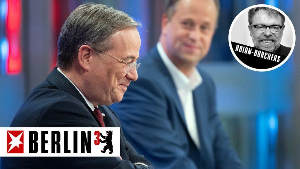 Berlin³: Die CDU von Armin Laschet hat in NRW gepunktet – die wahren Gewinner aber sind andere
