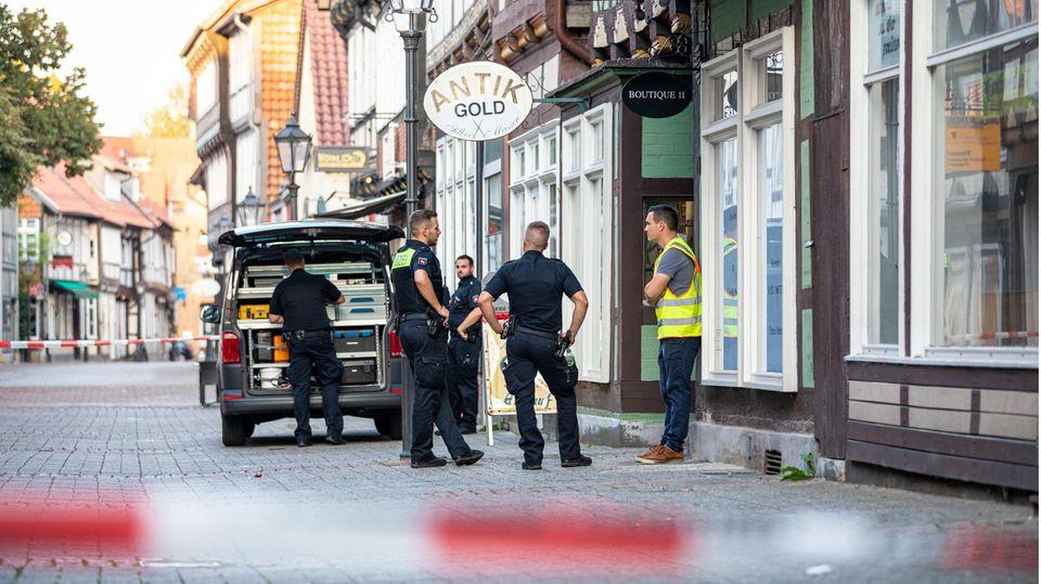 Nachrichten Deutschland - raubüberfall celle
