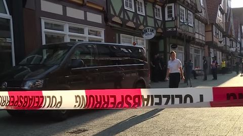 Celle: Juwelier soll mutmaßlichen Täter erschossen haben